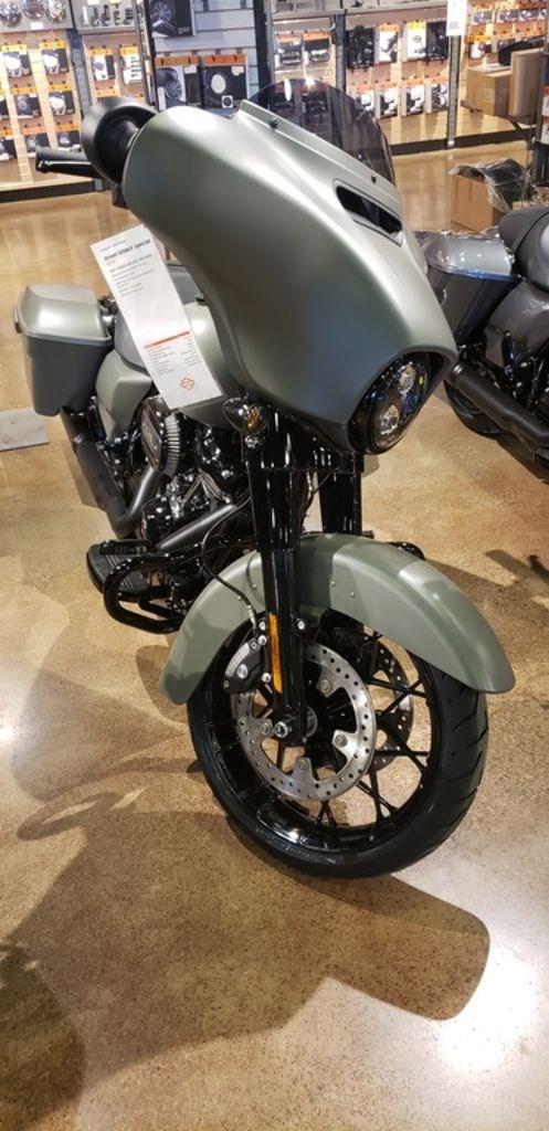 2021 Harley-Davidson FLHXS - Street Glide™ Special Photo 1 of 7