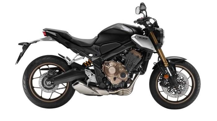 2021 Honda CB650R NOIR MAT Photo 1 of 1