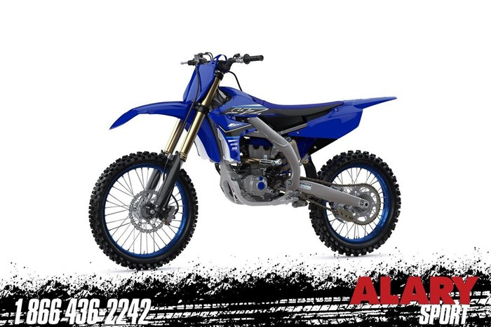2021 Yamaha YZ250F Photo 1 of 2