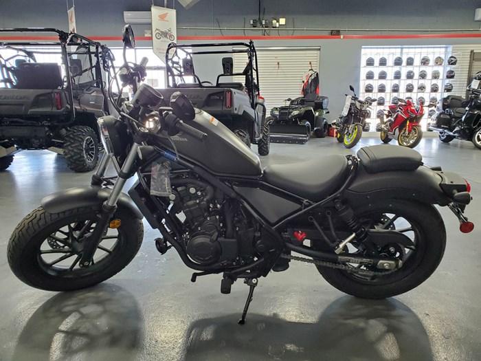 2021 Honda Rebel 500 Photo 4 of 6