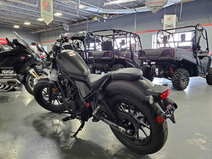 2021 Honda Rebel 500 Photo 5 of 6