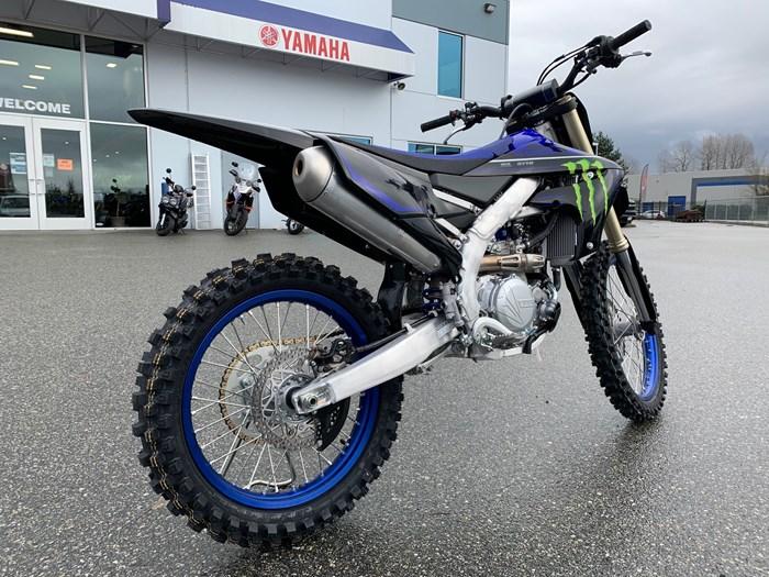 2021 Yamaha YZ450F Photo 4 of 5