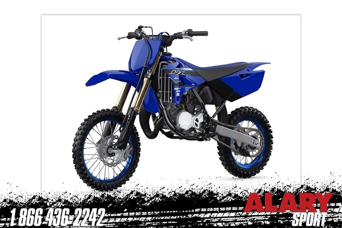 2021 Yamaha YZ85 Photo 1 of 2