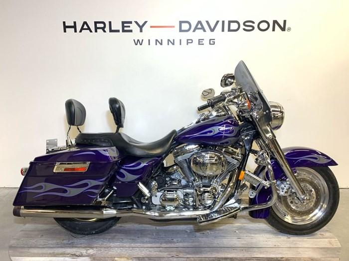 2002 Harley-Davidson FLHRISE2 - Screamin' Eagle Road King Photo 1 of 11