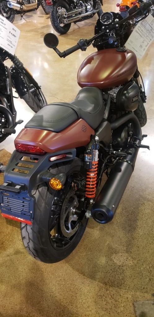2018 Harley-Davidson XG750A - Street Rod® Photo 5 of 6
