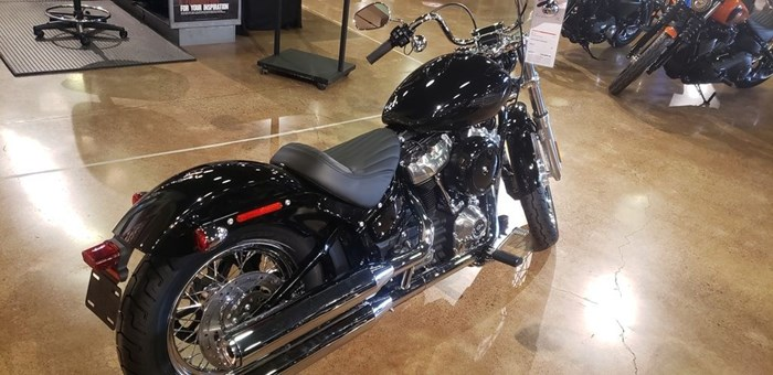 2021 Harley-Davidson FXST - Softail™ Standard Photo 8 of 11