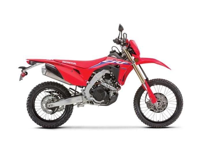 2021 Honda CRF450RL Photo 1 of 1