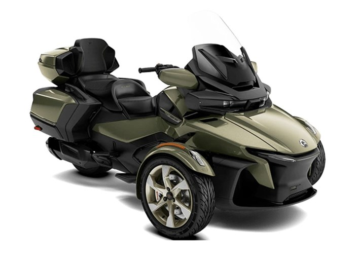 2021 Can-Am Spyder® RT Sea To Sky SE6 Photo 1 of 1