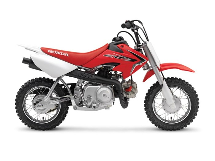 2021 Honda CRF50F Photo 1 of 1