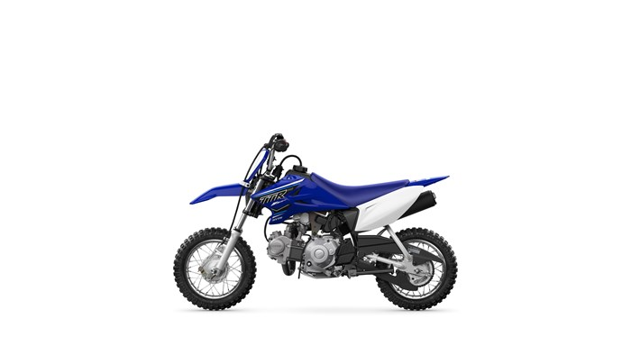 2021 Yamaha TT-R50E Photo 2 of 8