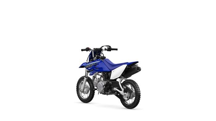 2021 Yamaha TT-R50E Photo 3 of 8