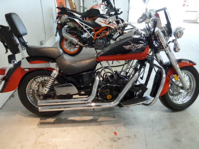 1996 Kawasaki 1500 Photo 1 of 8