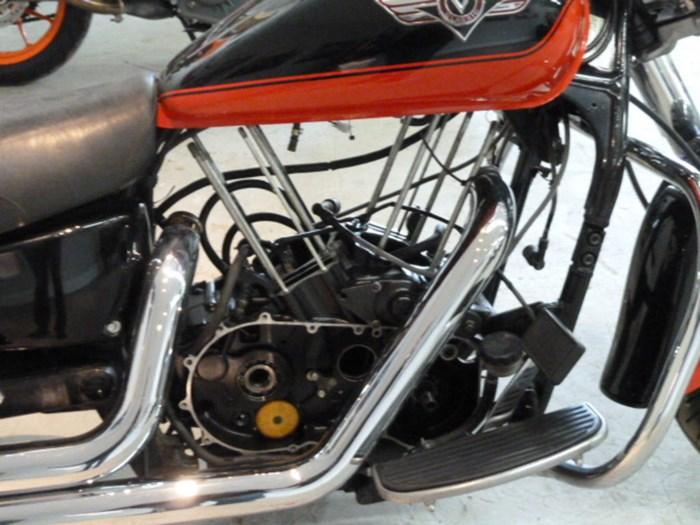 1996 Kawasaki 1500 Photo 3 of 8