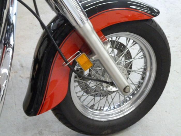 1996 Kawasaki 1500 Photo 4 of 8