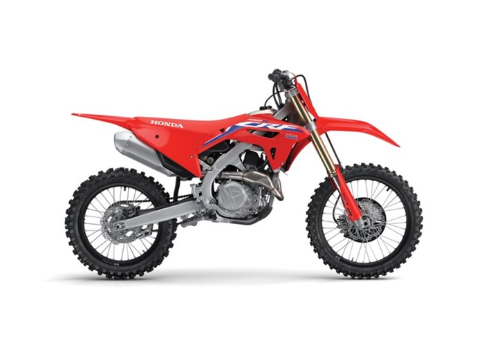 2022 Honda CRF450R Photo 1 of 5
