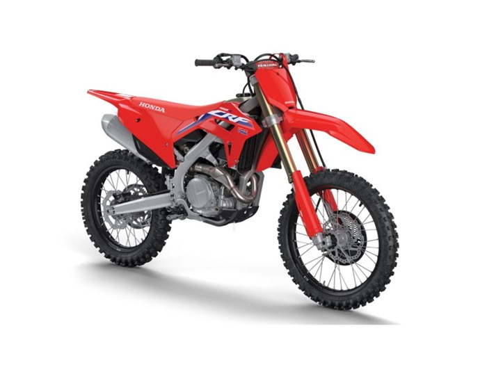 2022 Honda CRF450R Photo 2 of 5