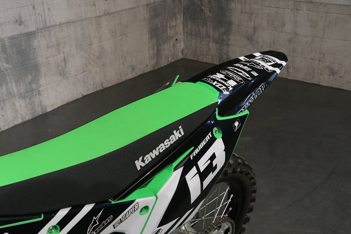 2020 Kawasaki KX250F Photo 5 of 12