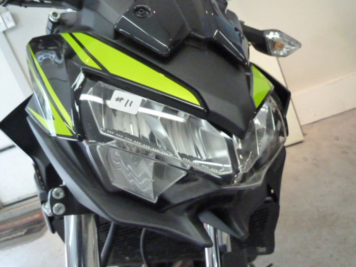 2020 Kawasaki Ninja 650 ABS SE Photo 8 sur 9