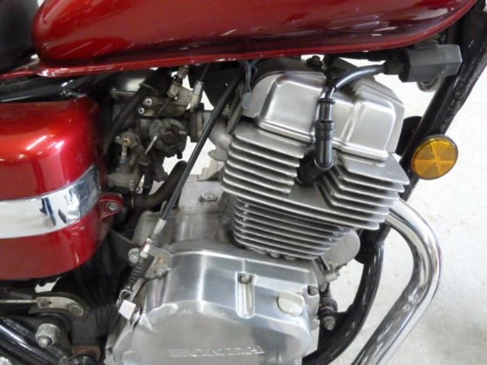 2007 Honda Rebel 250 Photo 4 of 8