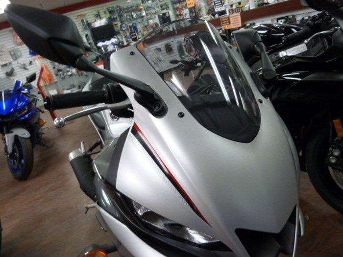 2020 Yamaha YZF-R3 Photo 4 of 6