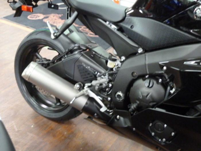 2020 Yamaha YZF-R6 Photo 2 sur 6