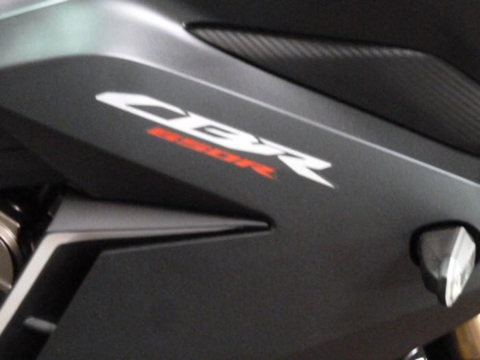 2021 Honda CBR650R Photo 3 of 7