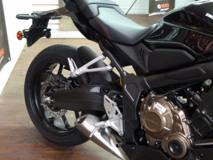2021 Honda CBR650R Photo 6 of 7