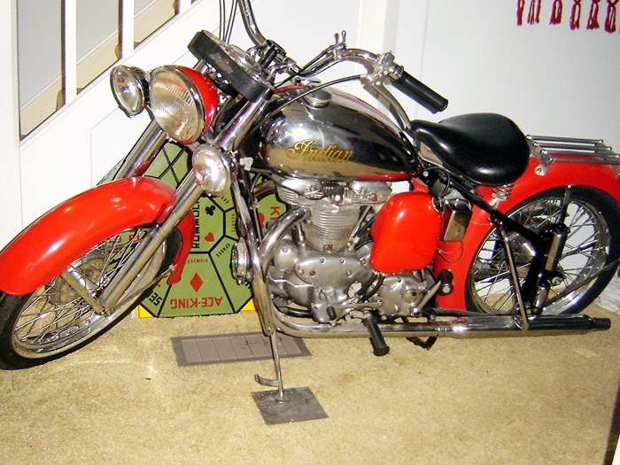 1949 Indian Scout 249 Photo 1 of 14