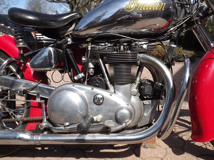 1949 Indian Scout 249 Photo 7 of 14