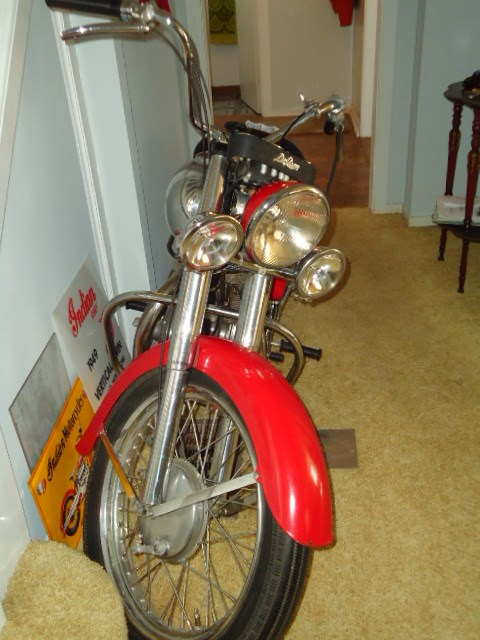 1949 Indian Scout 249 Photo 8 of 14
