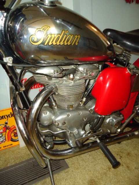 1949 Indian Scout 249 Photo 9 of 14