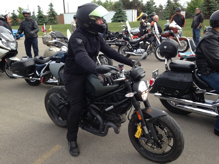 2014 Ducati Monster Diesel Edition (Limited) Photo 3 of 4